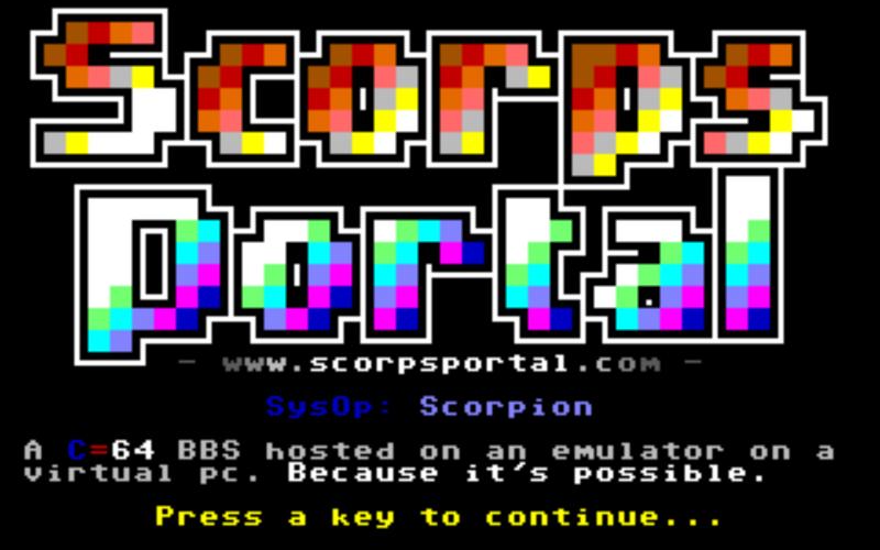 Scorp's Portal