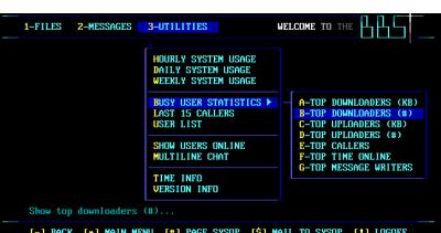 Detail   Telnet BBS Guide - Part 6